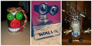 Collage robots